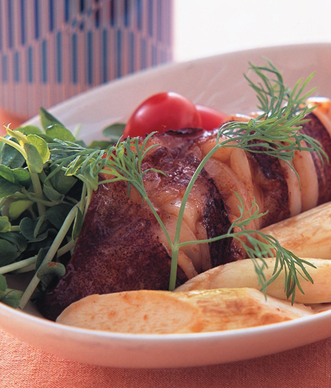 食譜:烤魷魚(1)