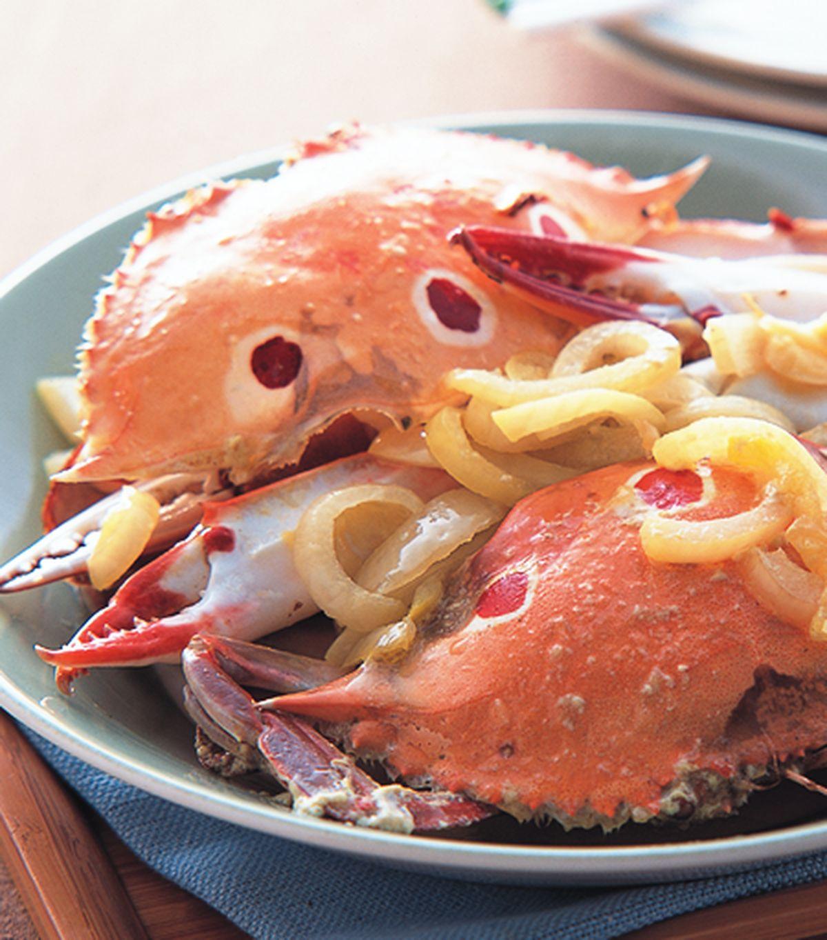 食譜:奶油螃蟹(1)