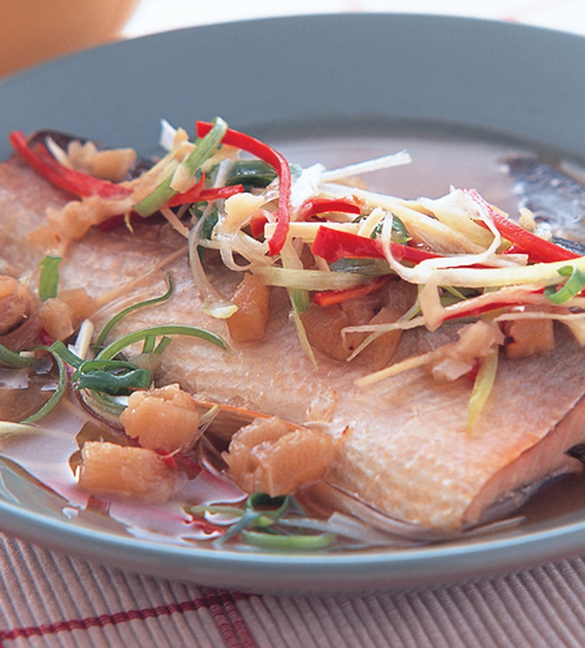食譜:醬筍虱目魚