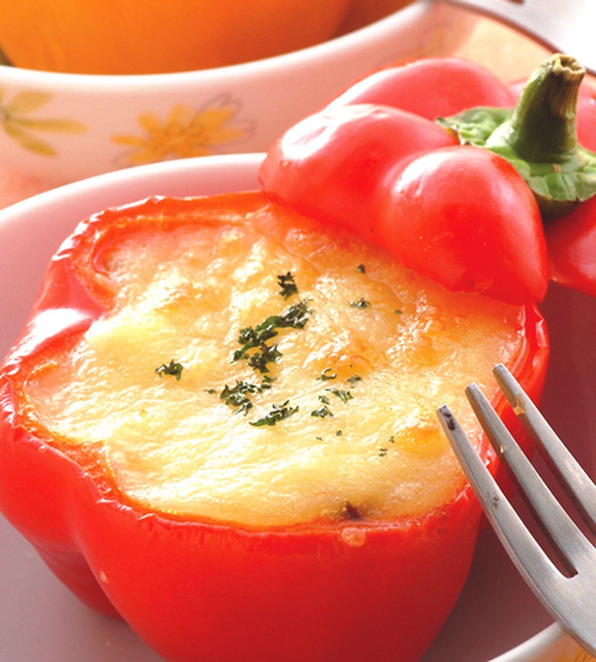 食譜:焗烤甜椒