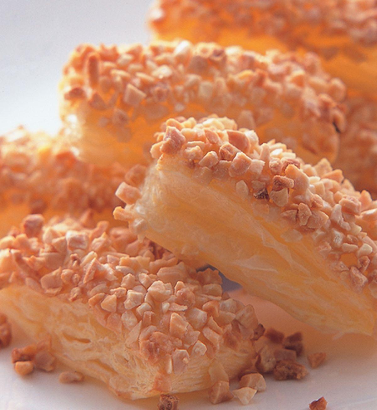 食譜:杏仁酥條(1)