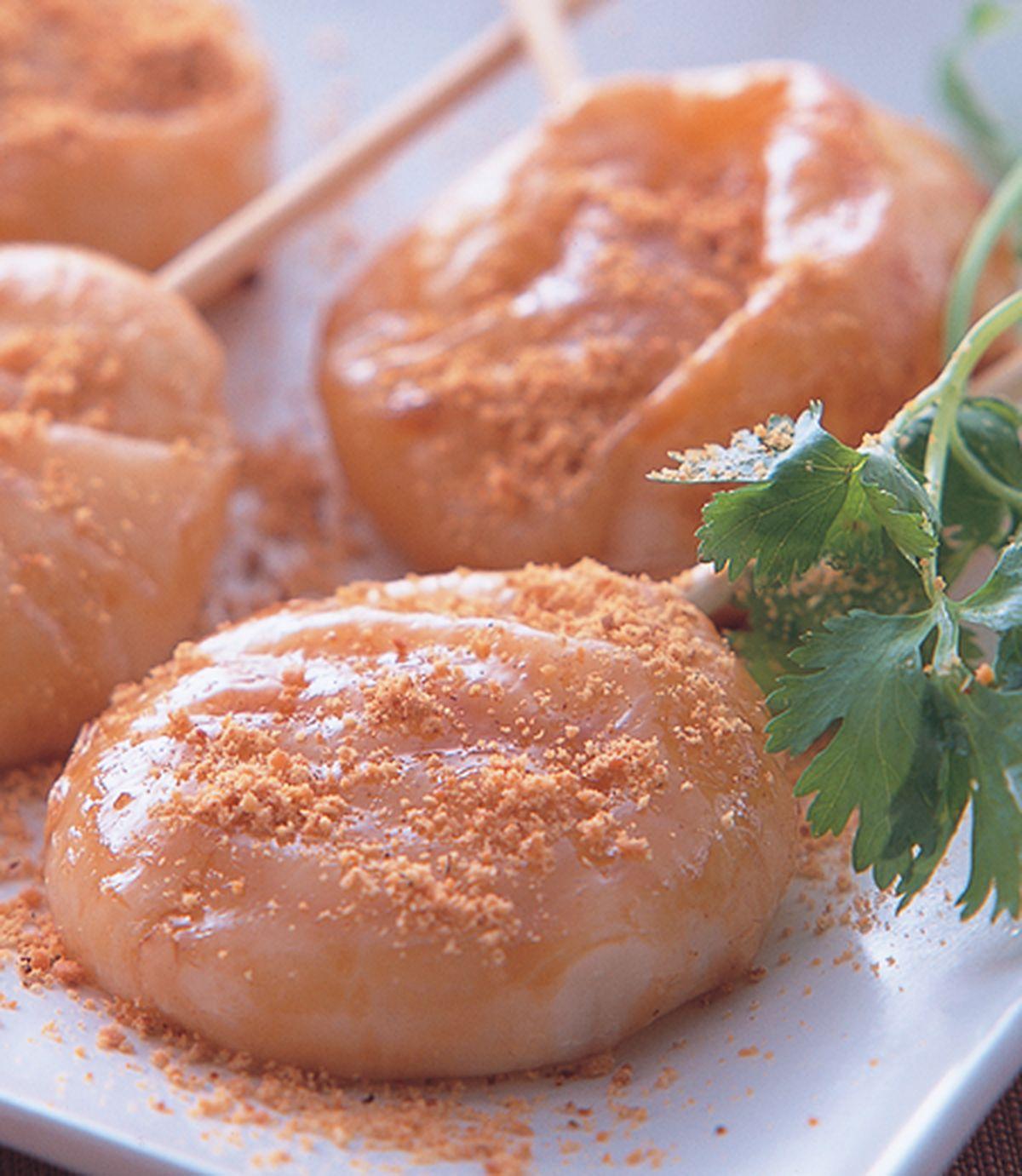 食譜:烤麻薯