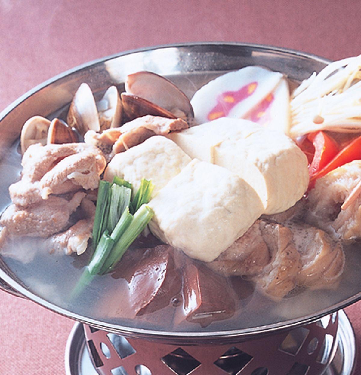 食譜:臭臭鍋(1)