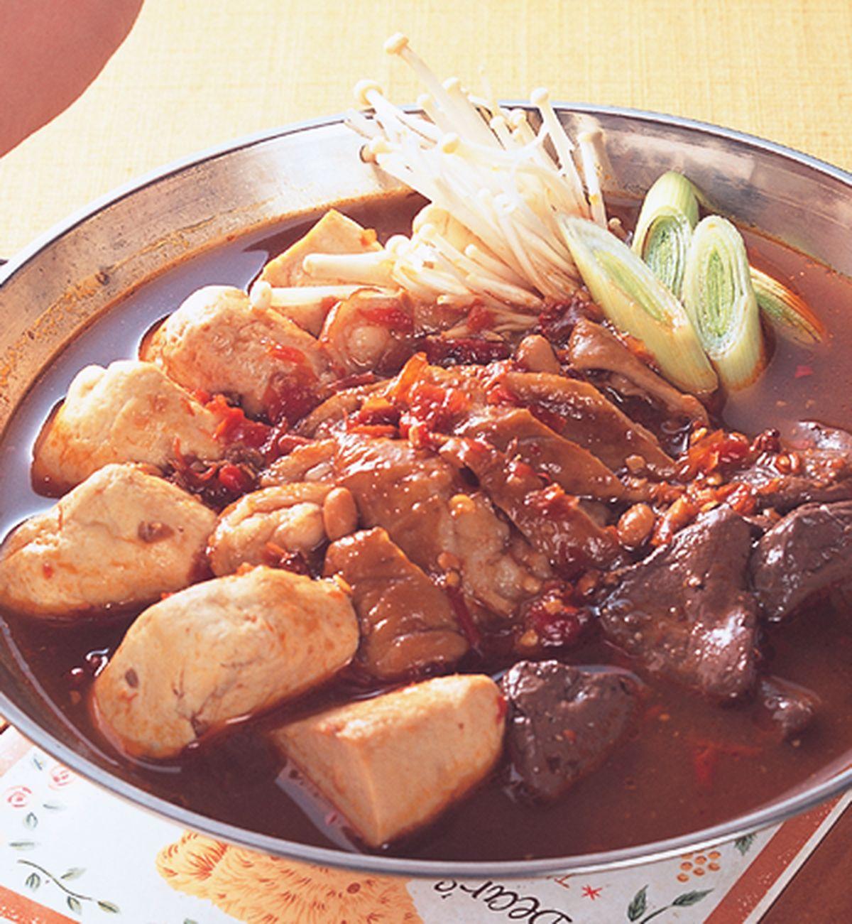 食譜:腸旺臭臭鍋(1)