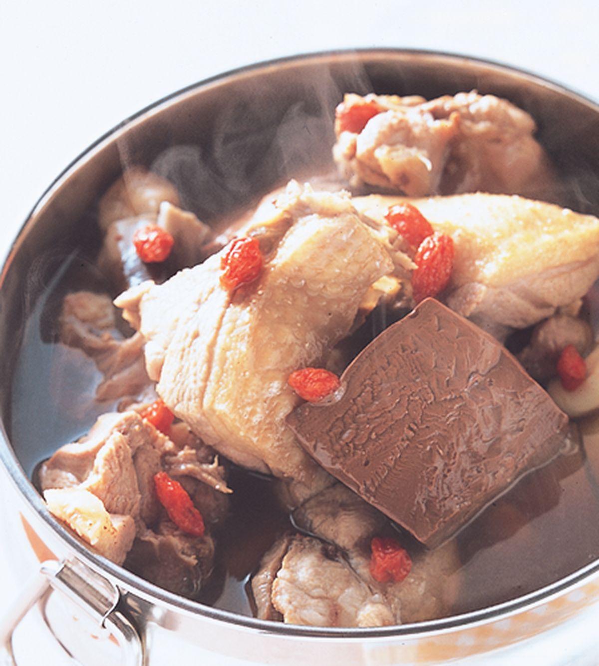 食譜:鴨寶鍋
