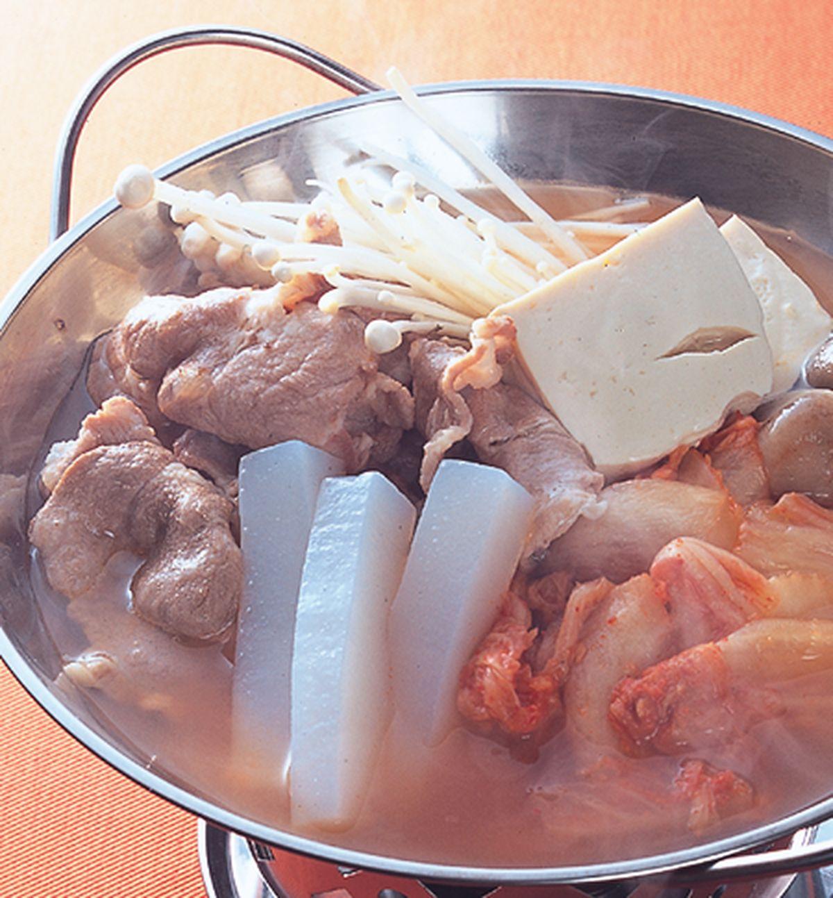 食譜:泡菜鍋(1)