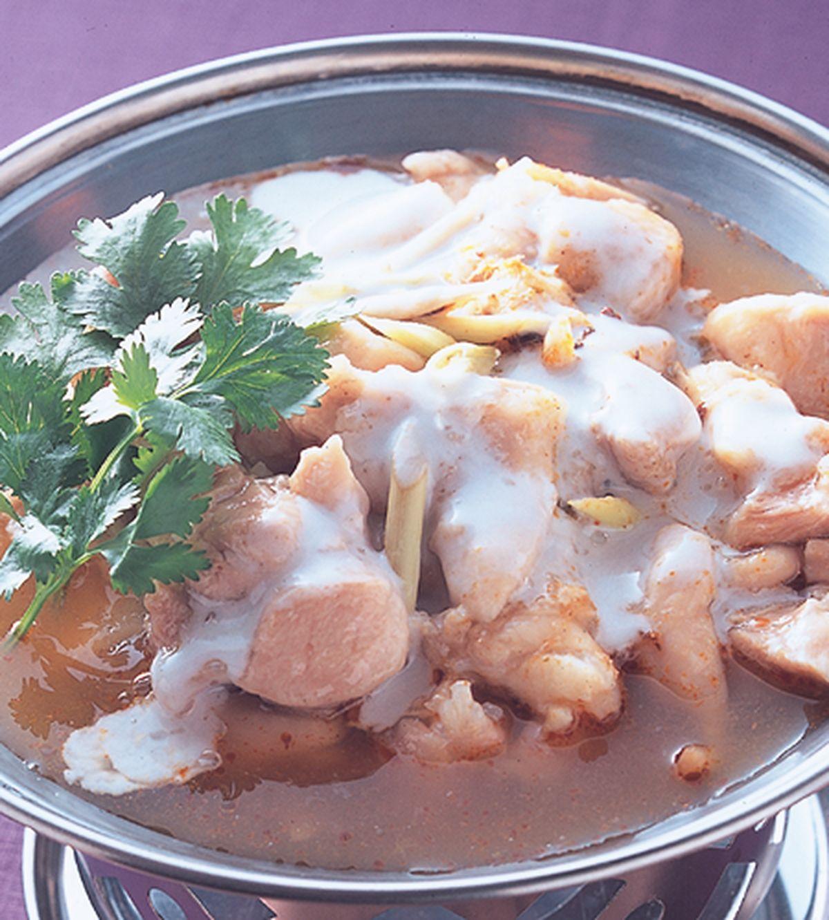 食譜:香茅雞鍋