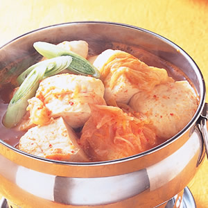 臭豆腐泡菜鍋