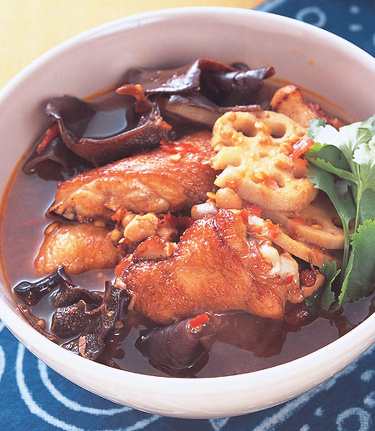 食譜:辣子雞鍋