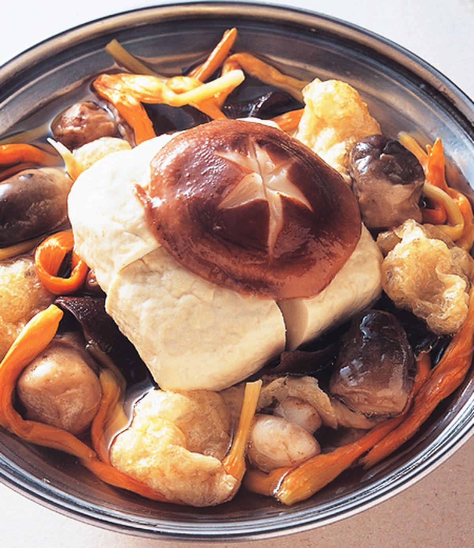 食譜:素菜鍋