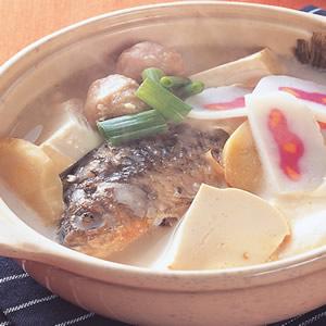 鯽魚豆腐鍋