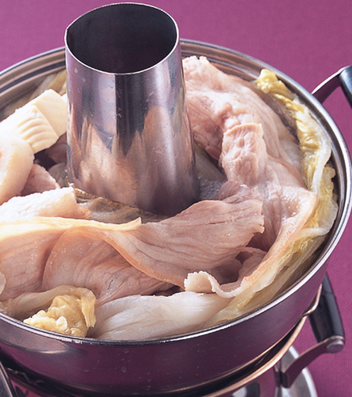 食譜:酸菜白肉鍋(1)