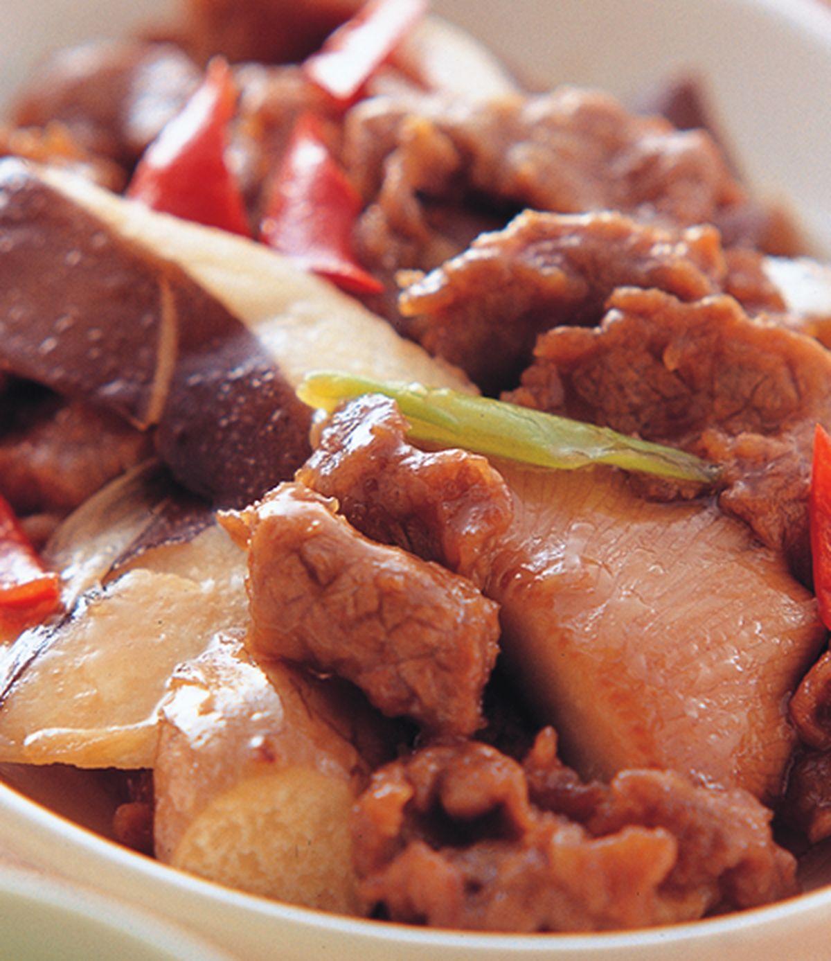 食譜:蠔油牛肉(3)