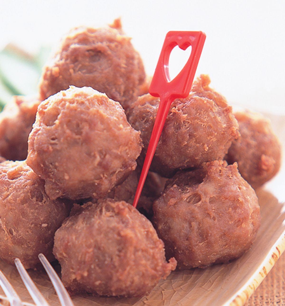 食譜:豬肉丸子
