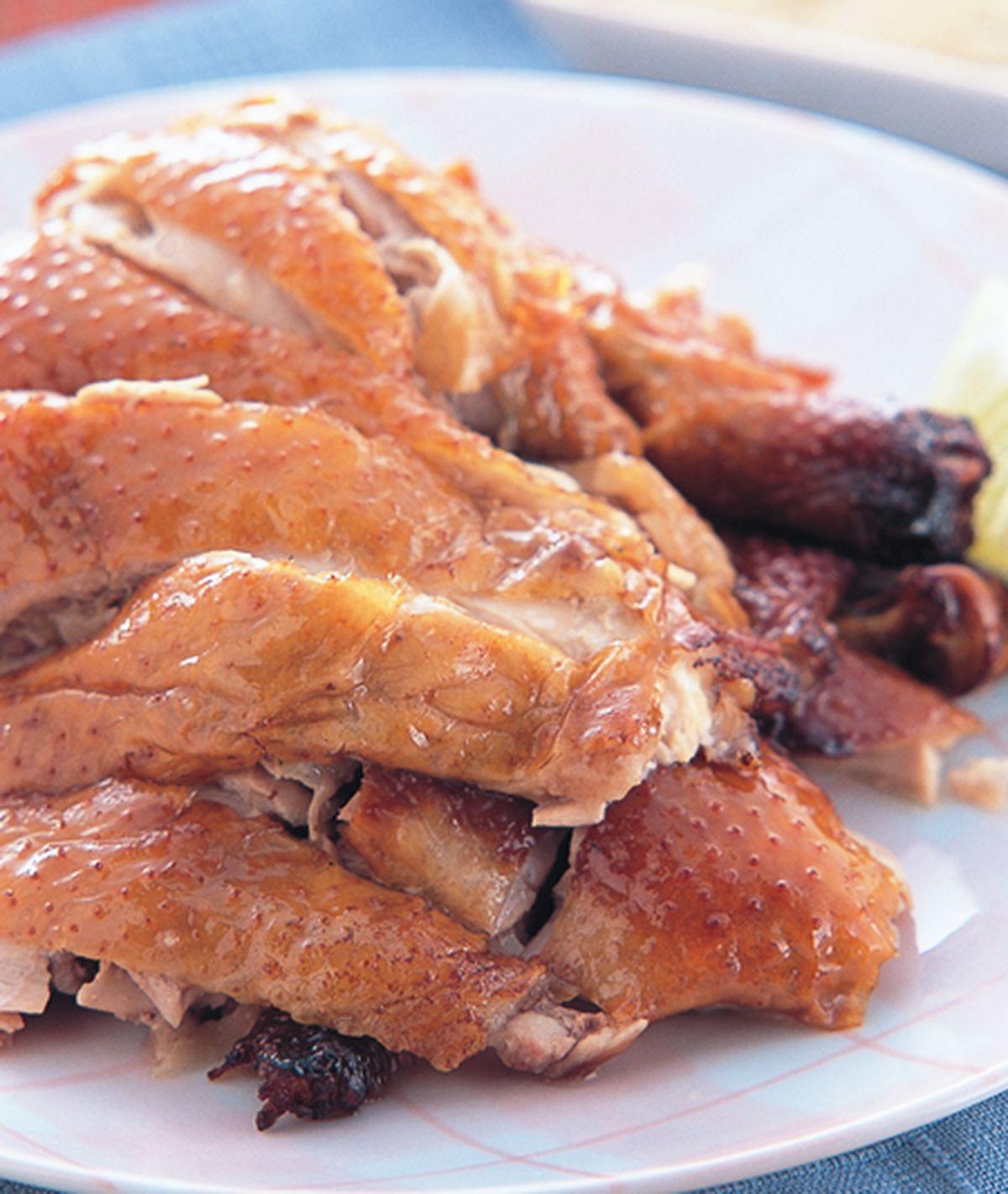 食譜:脆皮雞(1)