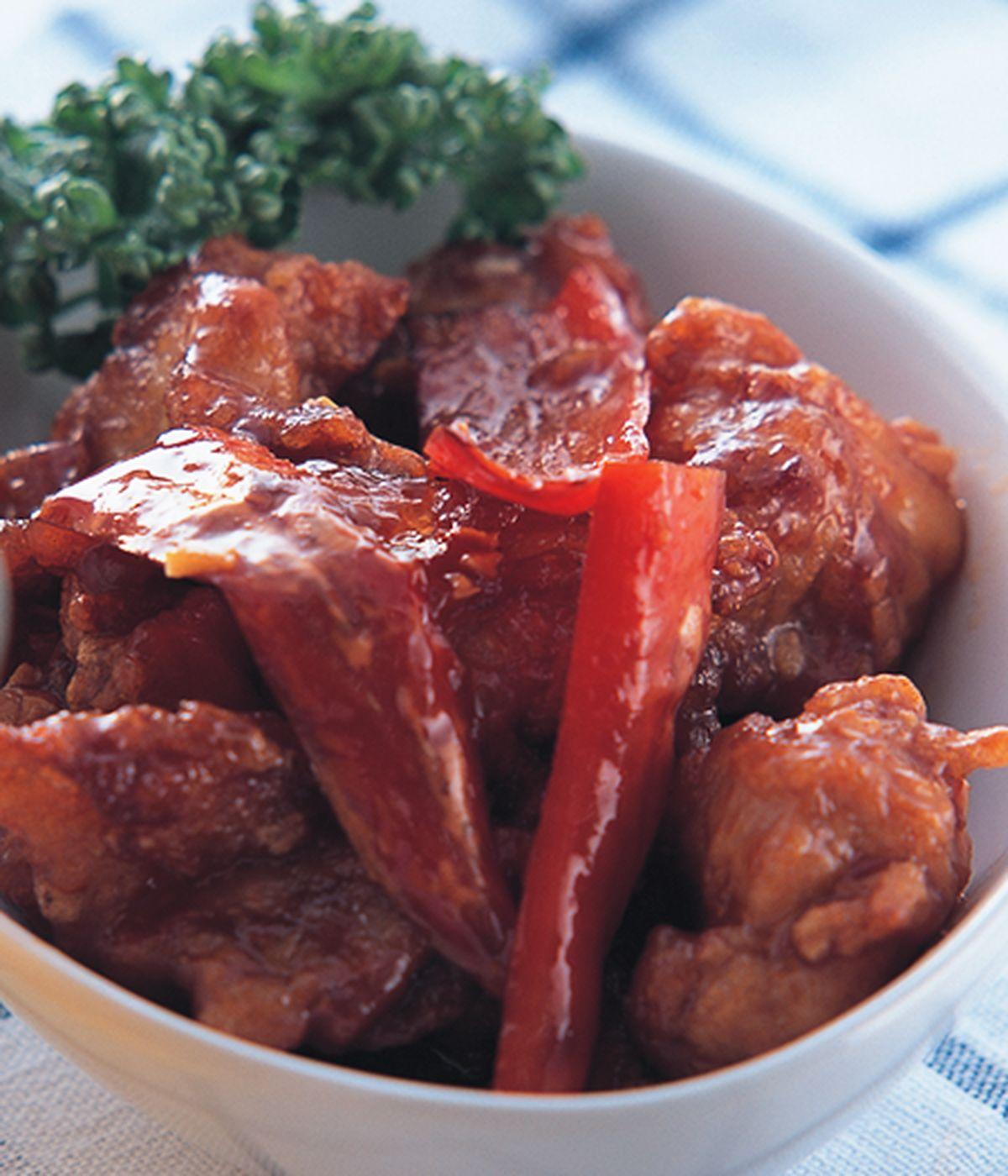 食譜:左宗棠雞(3)