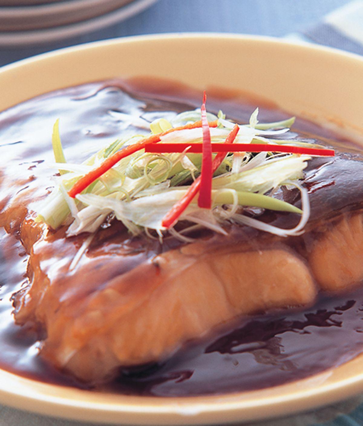 食譜:西湖醋魚(2)