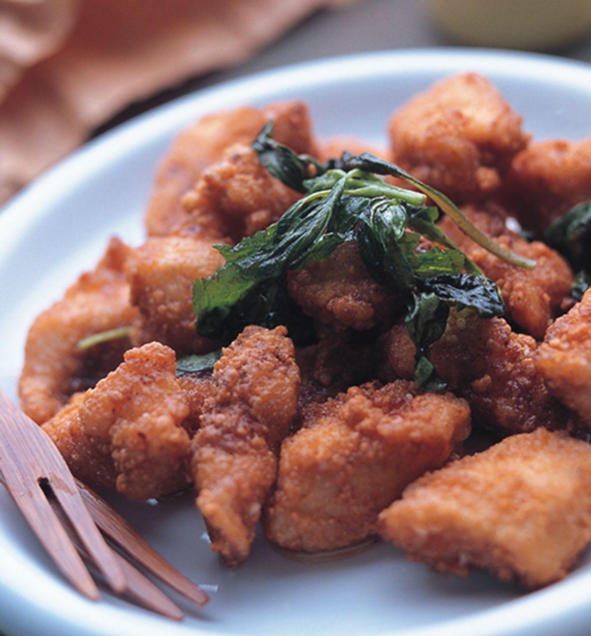 食譜:鹹酥雞(3)