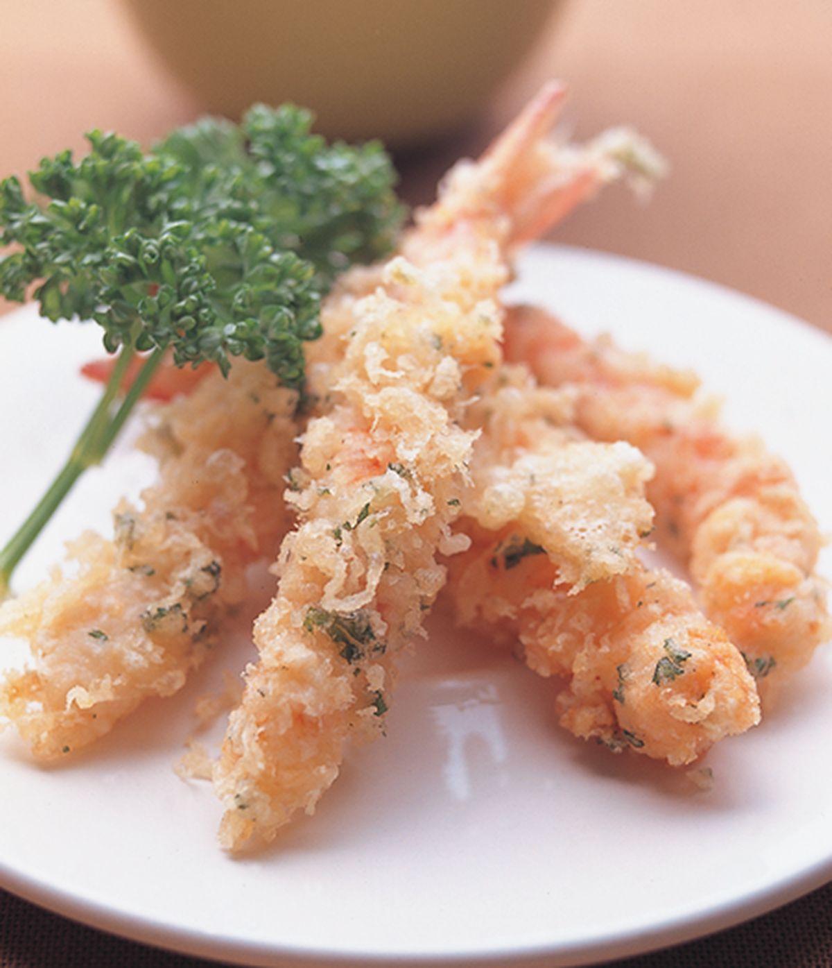食譜:日式炸蝦