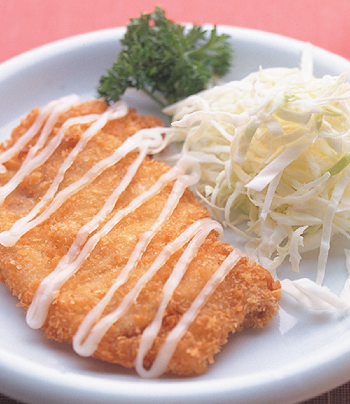 食譜:日式炸豬排(4)