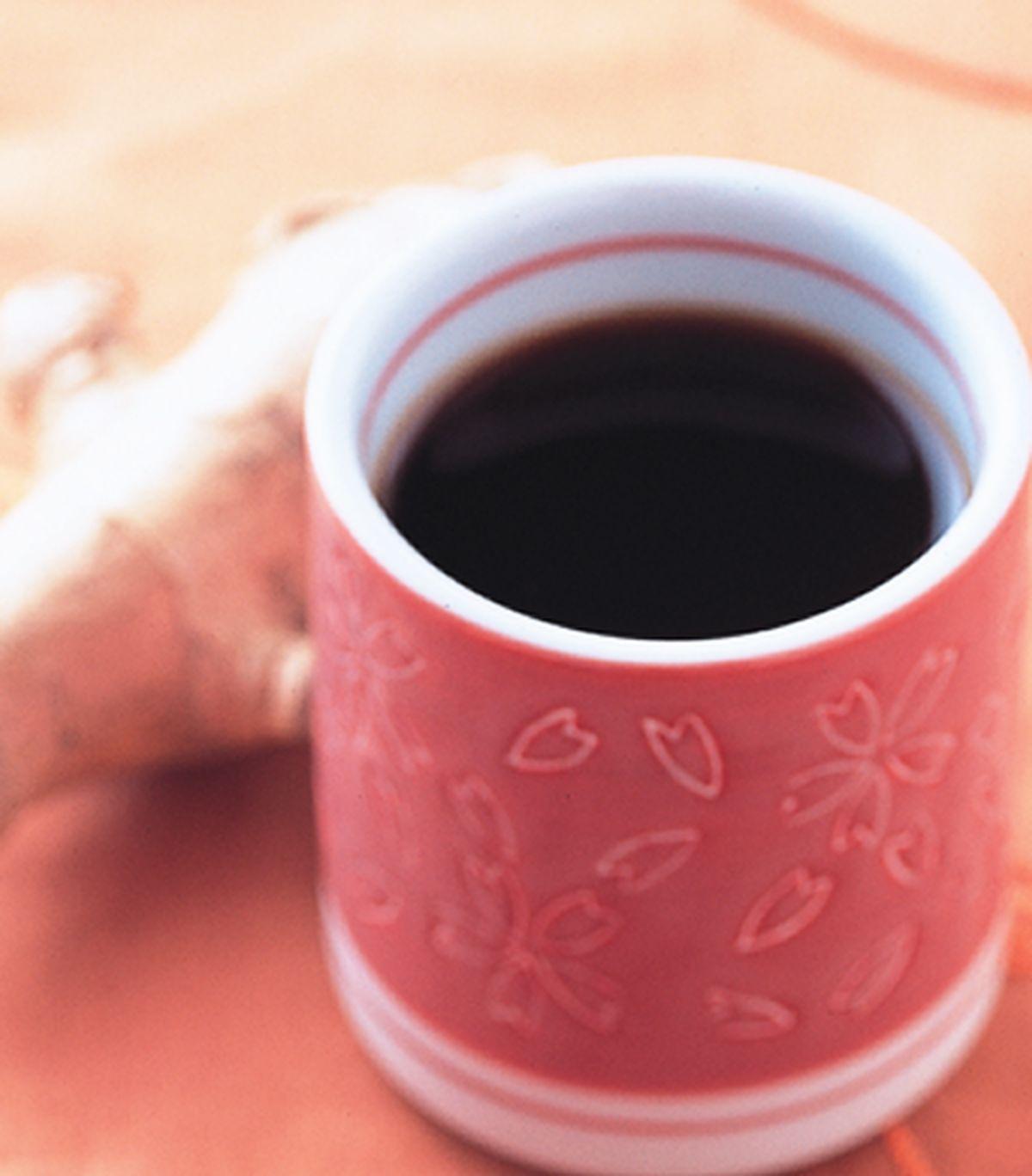 食譜:薑母茶