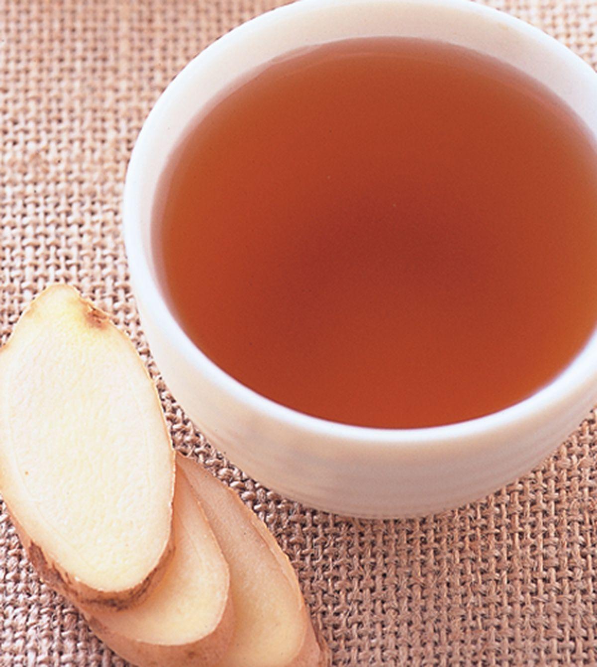 食譜:紫蘇薑茶