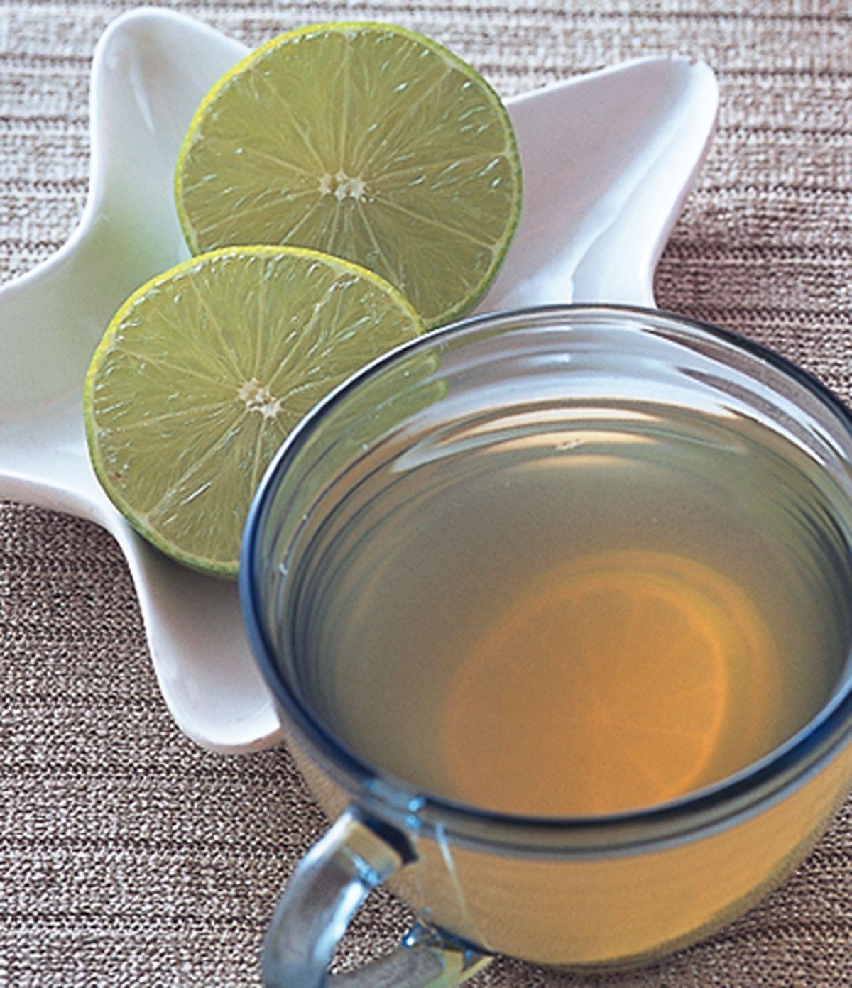 食譜:檸檬蜜茶