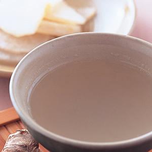 雪梨冰糖薑茶