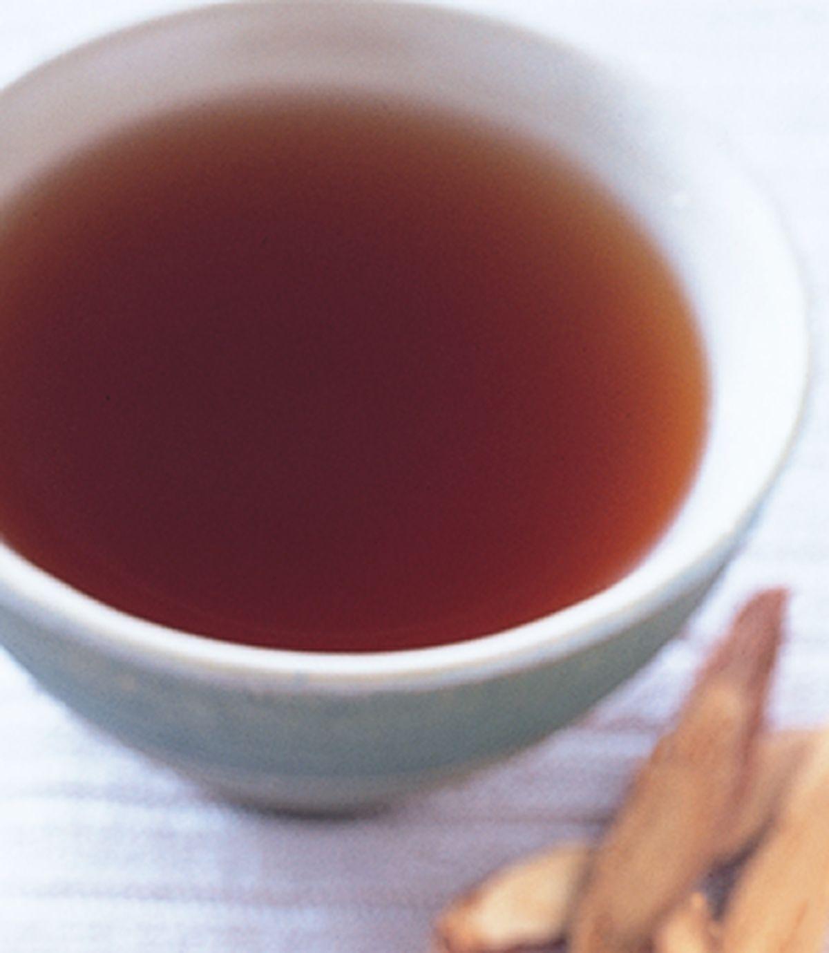 食譜:清肺止咳涼茶
