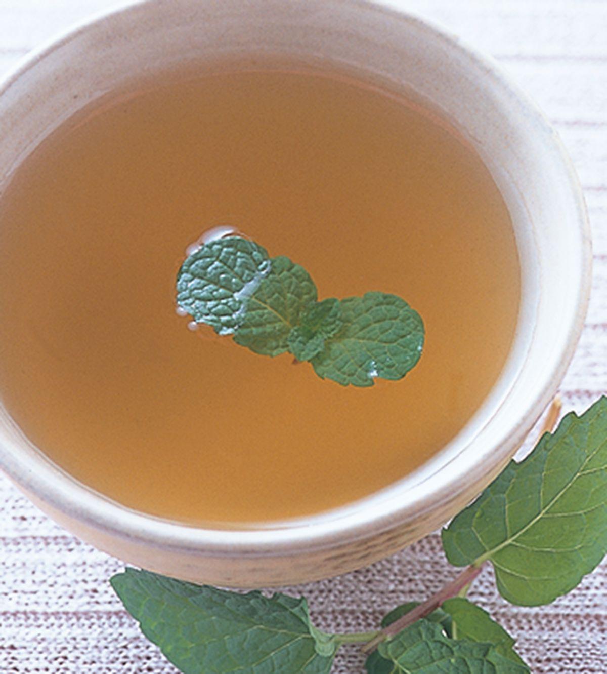 食譜:薄荷甘草茶
