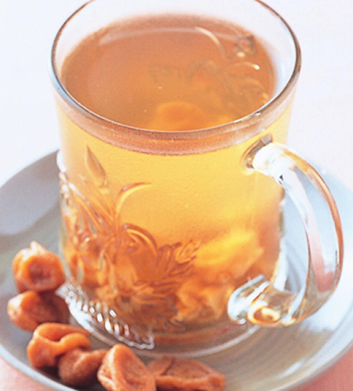 食譜:鹹金棗茶