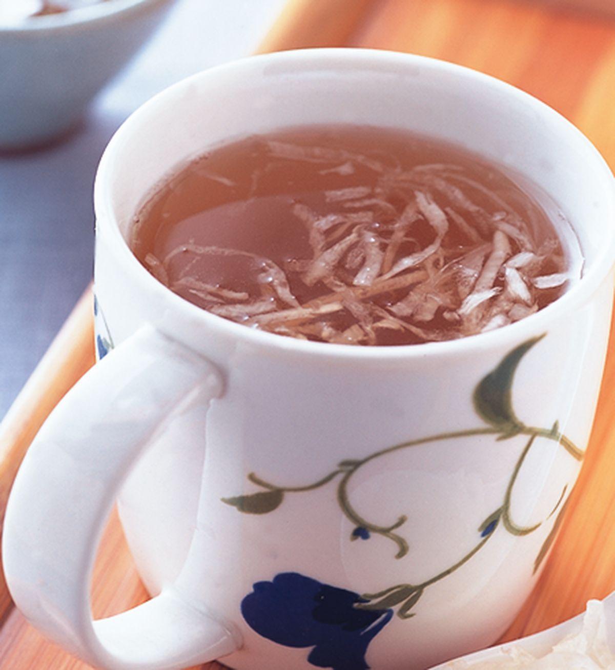 食譜:麥芽糖蘿蔔汁