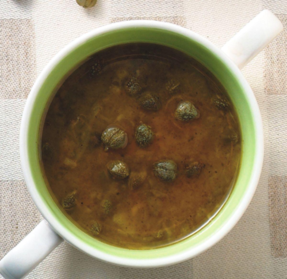 食譜:白酒酸豆醬