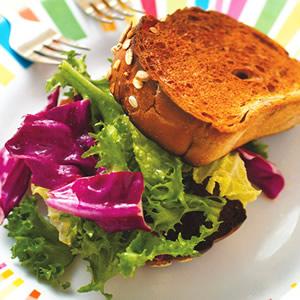 法式鄉村麵包沙拉