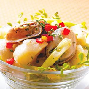 淡菜洋芋沙拉