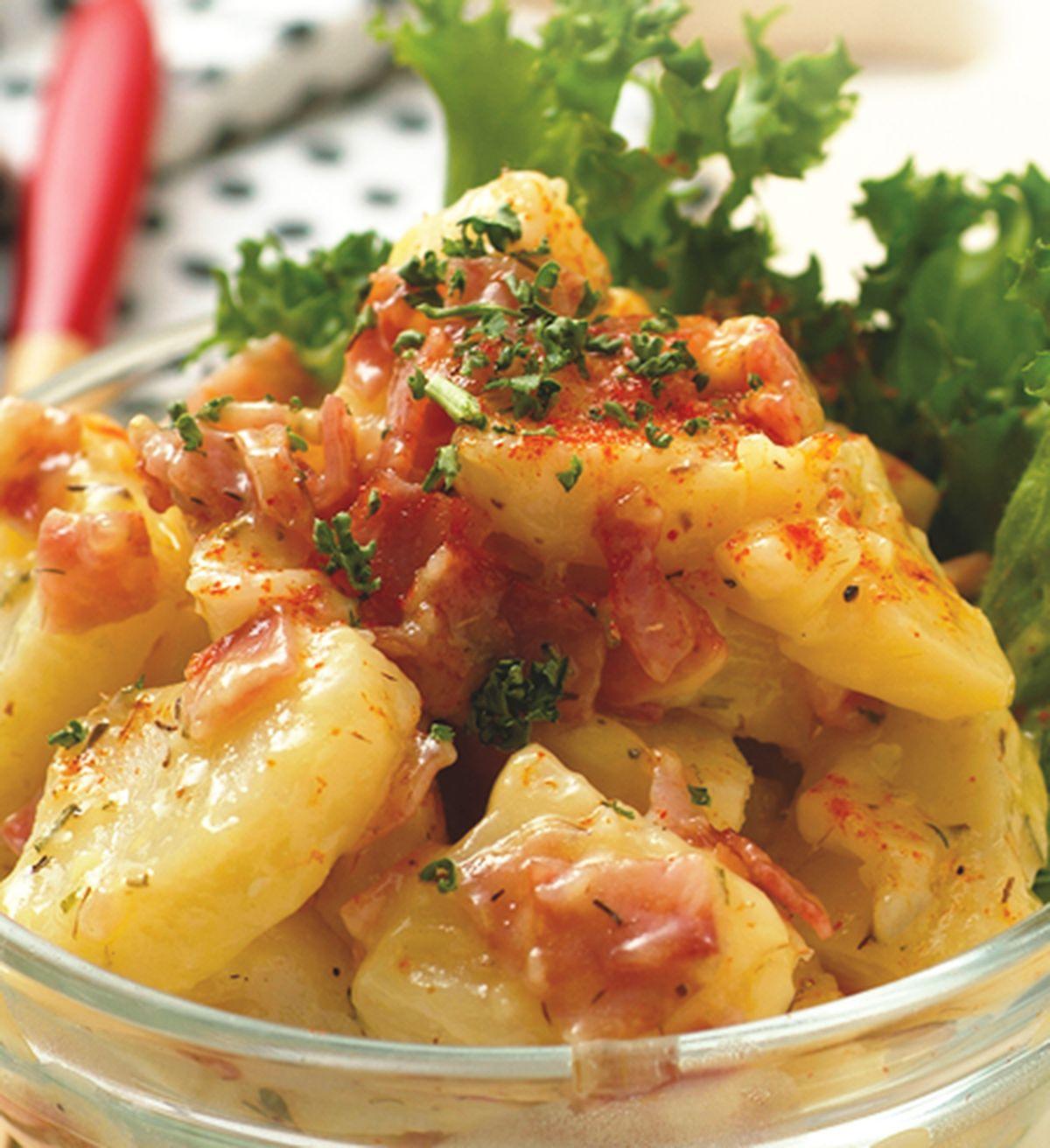 食譜:德式洋芋沙拉