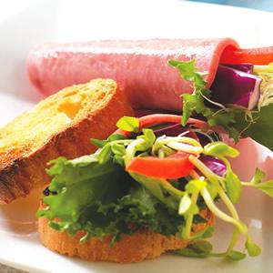 義式火腿沙拉