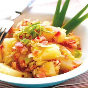 馬鈴薯培根沙拉