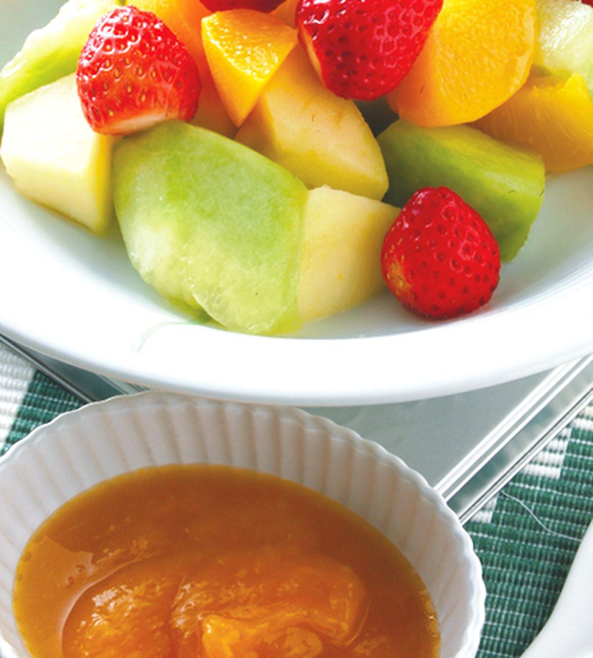 食譜:南瓜水果沙拉