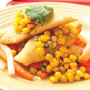 辣味鮮魚沙拉