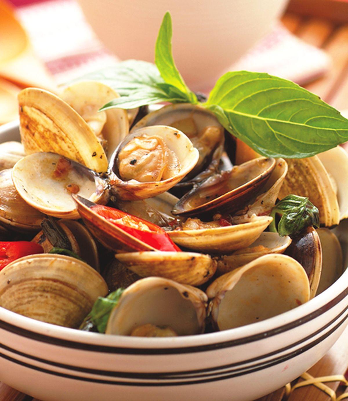 食譜:辣醬炒蛤蜊