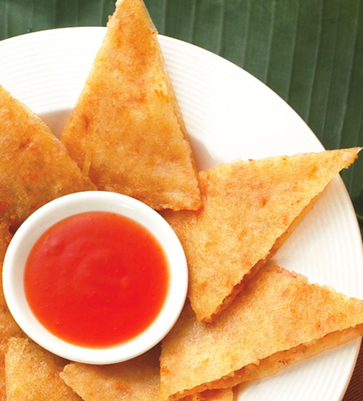 食譜:月亮蝦餅(1)