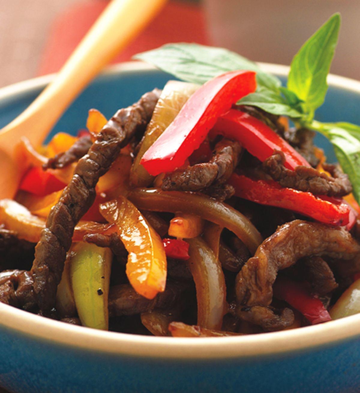 食譜:泰式蠔油牛肉