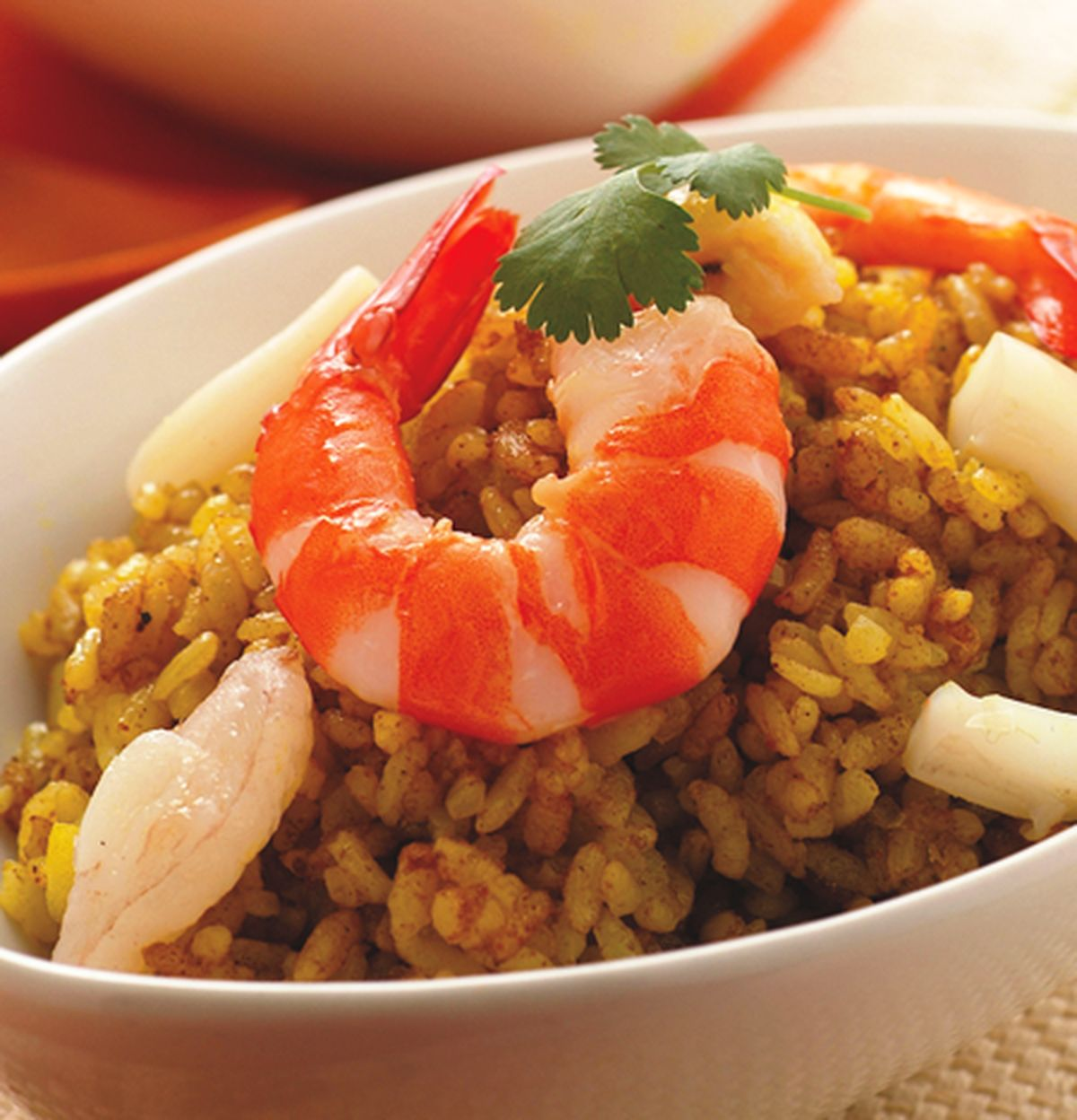 食譜:泰式海鮮炒飯