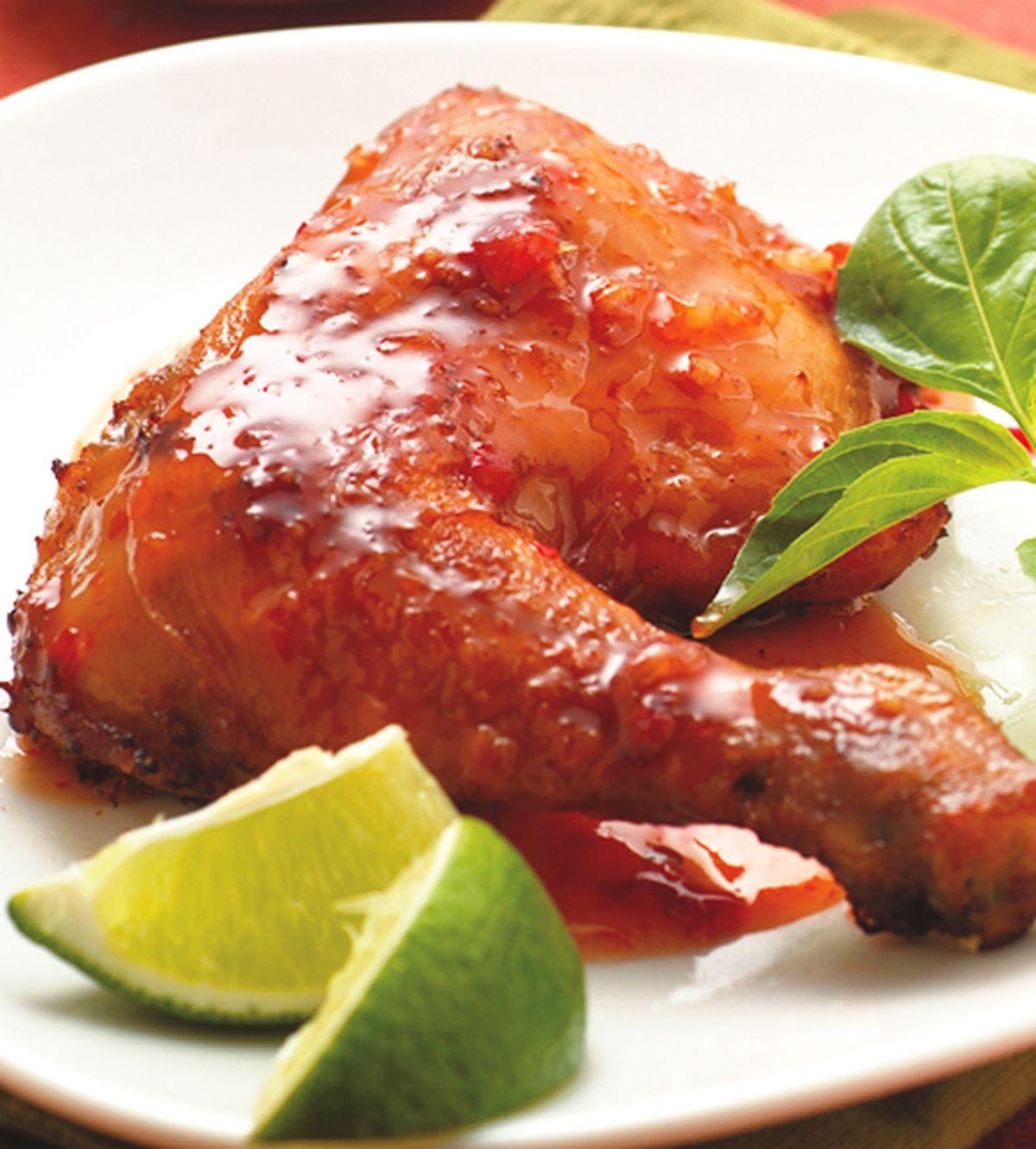 食譜:烤泰式雞腿