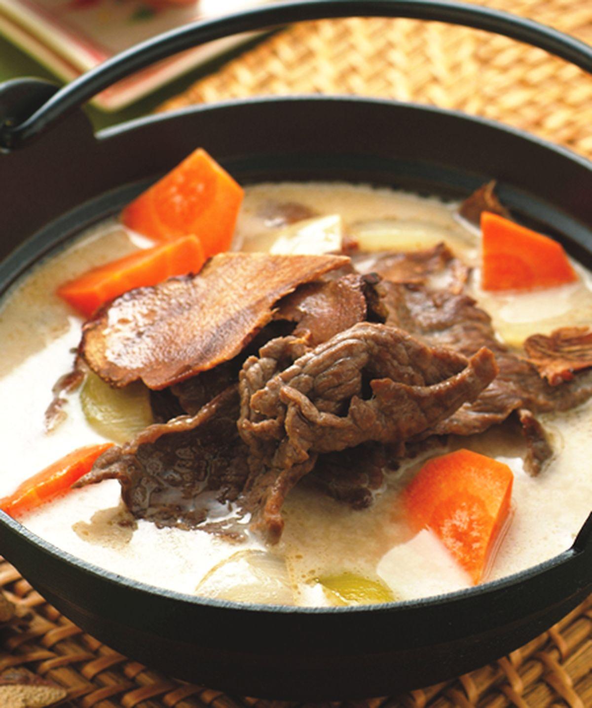 食譜:南薑燉牛肉