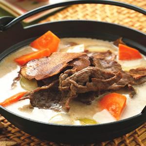 南薑燉牛肉