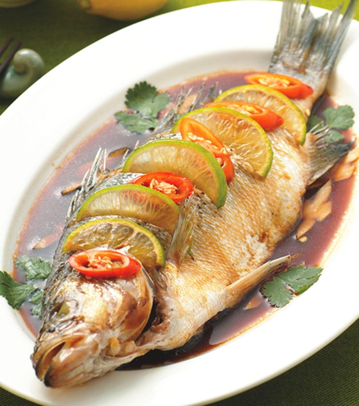 食譜:泰式檸檬魚