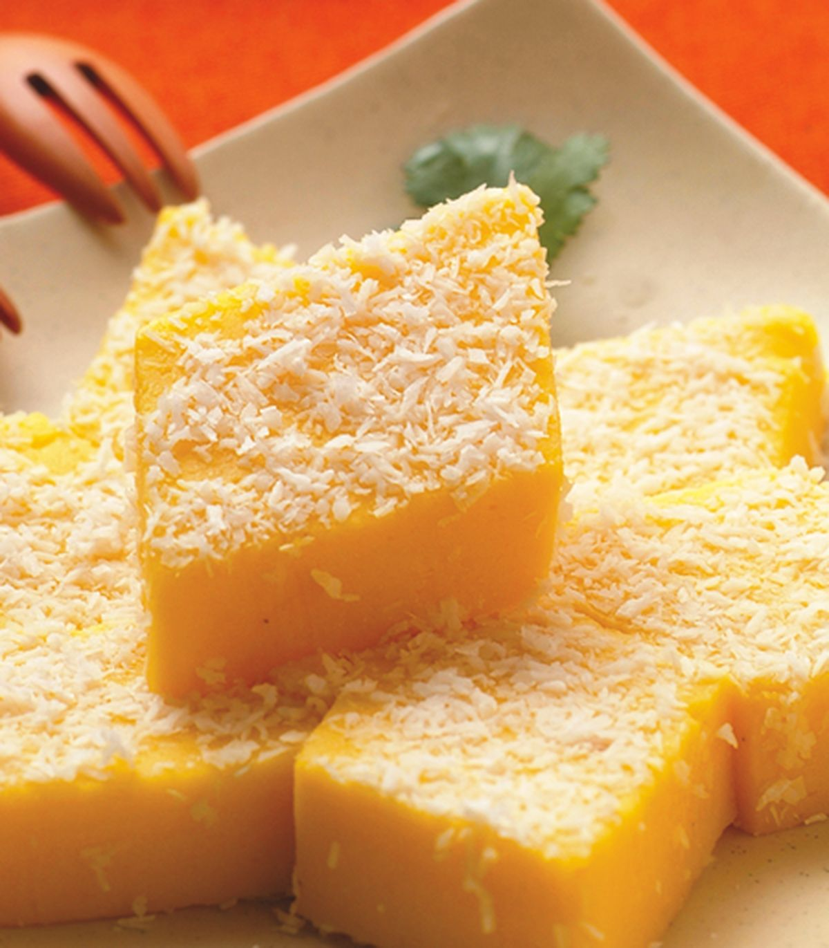 食譜:芒果糕