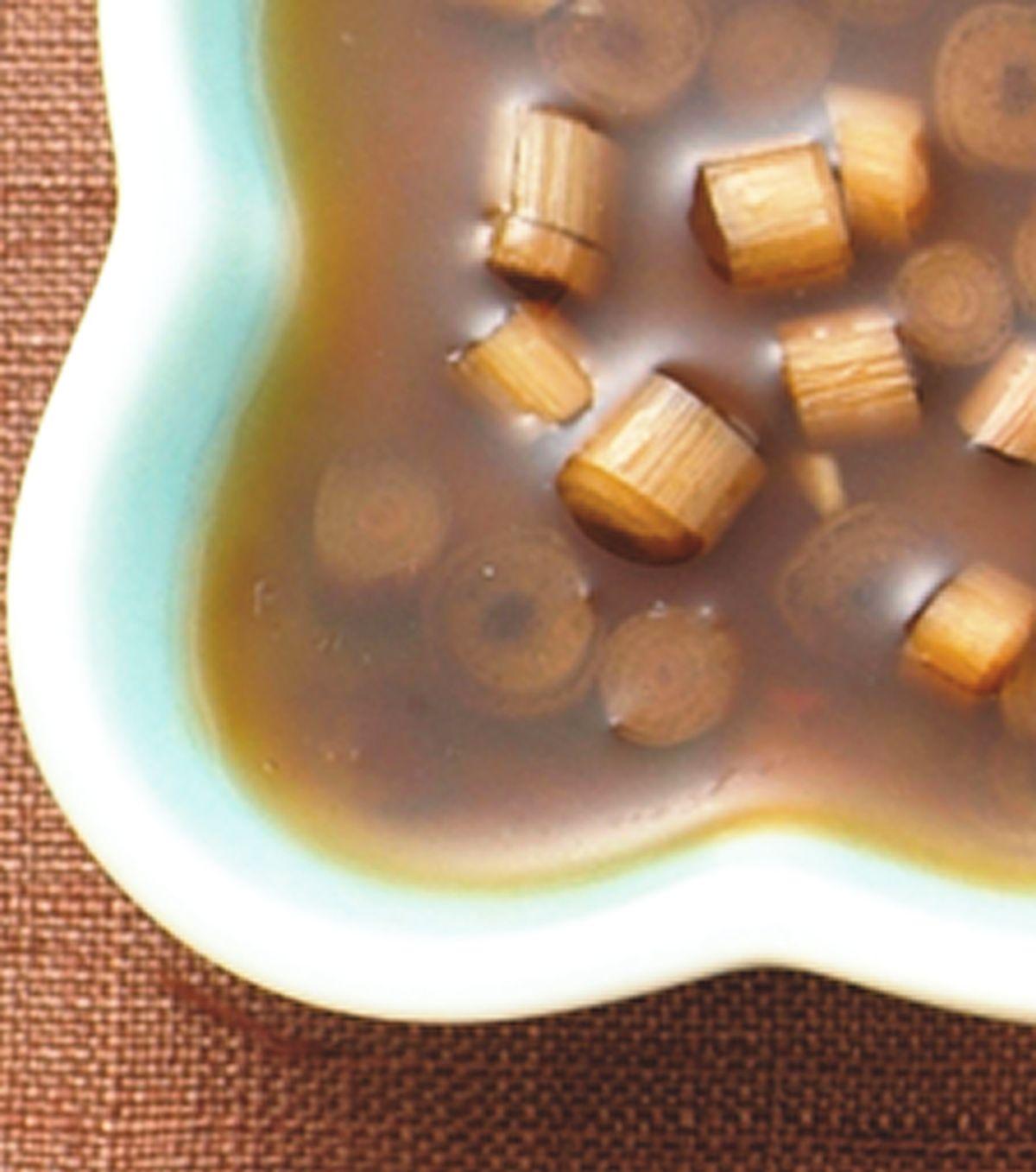 食譜:香茅沾醬